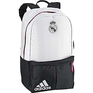 ADIDAS - Real Madrid C.F. BP - G90155 - Sac à dos - Homme - Taille: Unique - Noir / Blanc