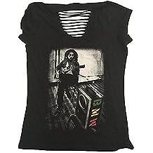 Official Merchandise Bob Marley - BMW Lautsprecher - Offiziell Damen Weste e3990d25bc