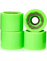 Mindless Longboard ruedas Mindless Voodoo HARAKA verde 78A -, verde, talla única