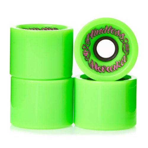 Mindless - Longboard roues Mindless Voodoo Haraka Green 78A - Adulte default