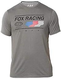 62721f46d Amazon.co.uk: Fox Racing - Tops, T-Shirts & Shirts / Men: Clothing