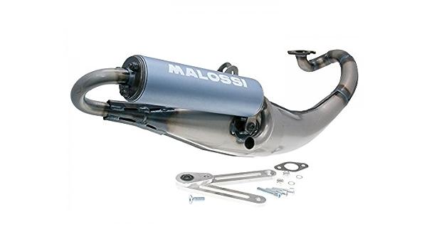 Auspuff Malossi Flip Für Yamaha Aerox 50 Cat 03 12 Auto