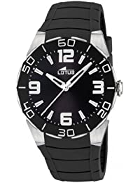 91d7f7eab883 Amazon.es  relojes lotus mujer - Caucho  Relojes