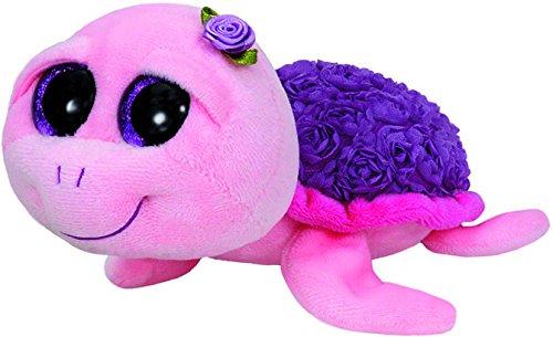 """Beanie Boo Turtle - Rosie - Pink - 15cm 6"""""""