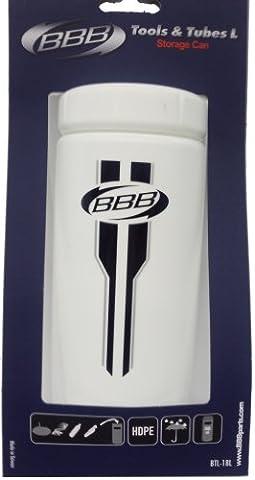 Bidon porte-outils BBB 400ml Blanc