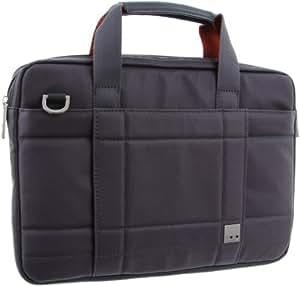 "Knomo 53-202-SLA Sacoche pour MacBook (Pro) 13"" Gris Ardoise"