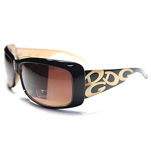DG Eyewear # Dg274-S5 Sexy modische 'S Sport-Sonnenbrille 1 63.5mm Mittel Mehrfarbig