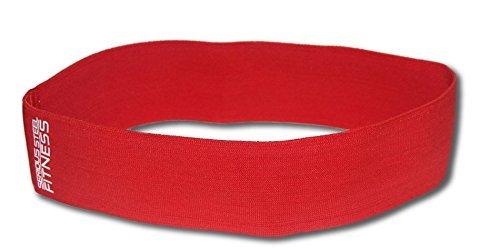 Preisvergleich Produktbild Serious Stahl Fitness Hip und Glute Aktivierung Hip Band Glute Aktivierung gedrungene Aufwärmen, rot