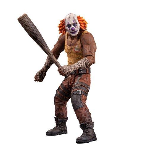 DC-Sammlerstücke, Batman. Arkham City: Schläger-Clown mit Fledermaus, Actionfigur der Serie 3