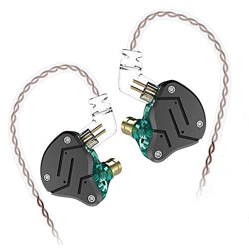 KZ ZSN Auriculares monitor oído Conductores híbridos