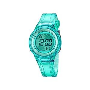 Calypso K5688/4 – Reloj de Pulsera Mujer, Plástico, Color Turquesa