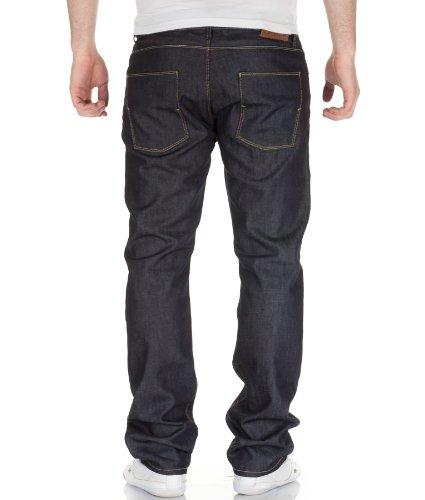 Selected Homme Herren Slim Fit Jeans TWO MILBURN Blue