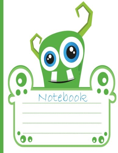 Notebook.: Preschool Practice Handwriting Lined Notebook:  101 pages (size 8.5
