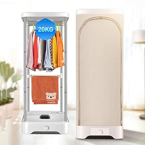 Un'asciugatrice termostato automatico a doppio strato per uso casalingo acciaio inox rapido ad asciugatura rapida con stiratrice verticale ariers interni (carico 20kg 900w 510 * 510 * 1450mm) ,mechanicalmodels