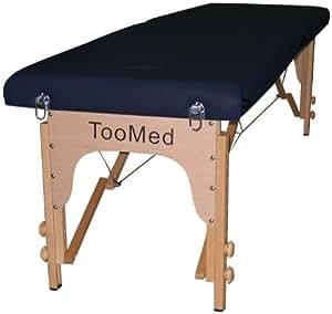 Table d'ostéopathie pliante -en bois-