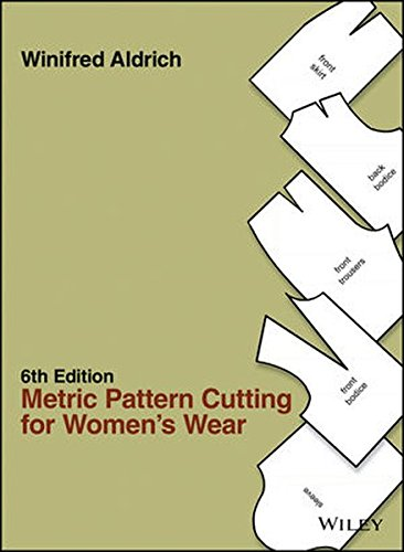 Online Pattern-blocks (Metric Pattern Cutting for Women's Wear)