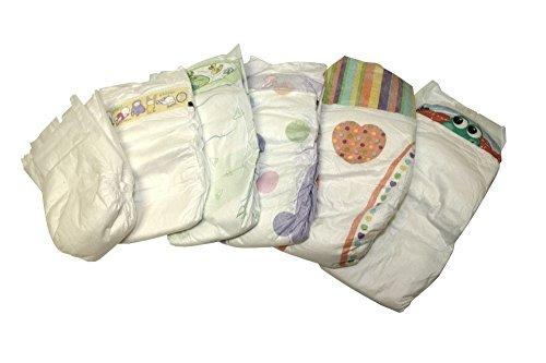 Babywindeln Größe 4+ Maxi Plus 9 bis 20 kg 132 Stück B-Ware