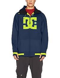 DC Shoes Spectrum Jkt Chaqueta para Nieve, Hombre, Azul (Insignia Blue Solid)