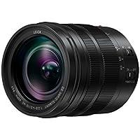 Panasonic H-ES12060E 12- 60 mm LEICA DG VARIO-ELMARIT Standard Zoom Lens - Black