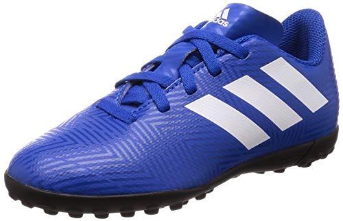 wholesale dealer 088bd 20c12 adidas Nemeziz Tango 18.4 TF J, Botas de fútbol Unisex Adulto, Ftwbla Fooblu
