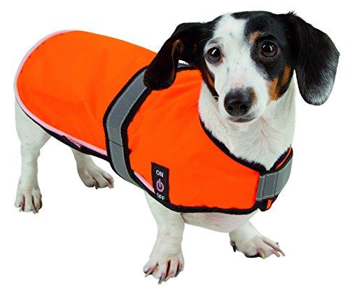 Kerbl 80601 Sicherheitsweste Maxi Safe, M, orange, 30 x 50 cm, 50 x 70 cm, 40 cm