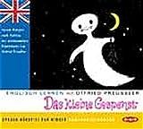 Englisch lernen mit Dem kleinen Gespenst: Sprach-Hörspiel für Kinder nach Motiven des gleichnamigen Kinderbuchs von Otfried Preussler (1 CD)
