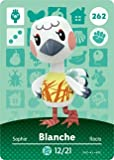 Blanche - Nintendo Animal Crossing Happy Home Designer Amiibo Card - 262 by Nintendo