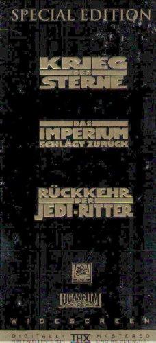 Fox Krieg der Sterne-Trilogie [VHS] [Special Edition]
