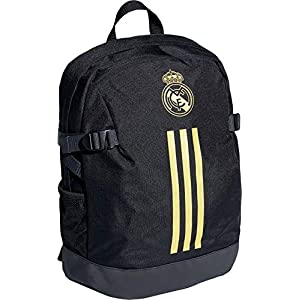 adidas Accesorio Real Madrid 2019-2020, Color Negro/Oro