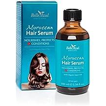 Belle Azul Morroccan Hair Serum, siero per capelli con Olio