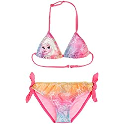 Disney El reino del hielo Chicas Bikini - fucsia - 128