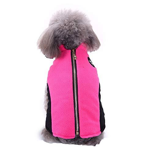 Amphia - Hunde Shirt Weihnachten,Fleecejacke für Hunde - -