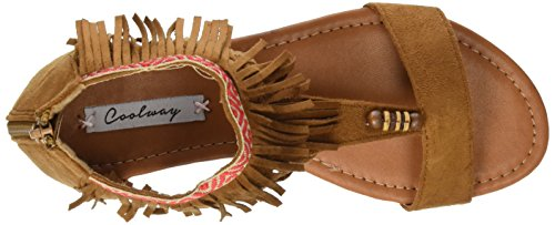Coolway MIRIA,Sandals femme brown (CUE)