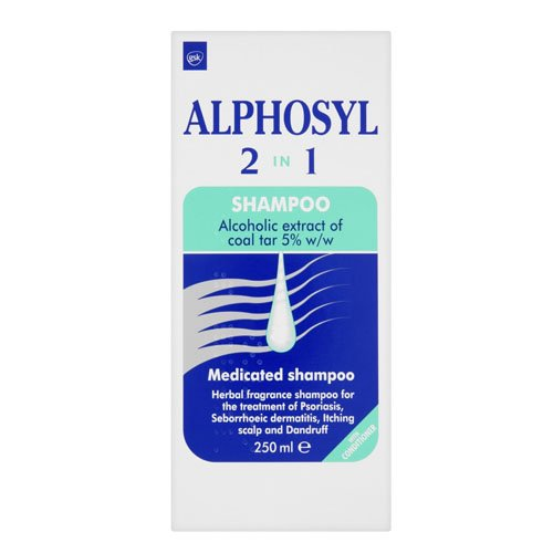 Alphosyl 2-in-1 Medicated Shampoo
