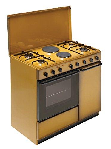 Bompani BI941EB/L Libera installazione Combi hob A Rame cucina