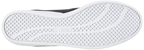 Puma Smash Wns L - Scarpe da Ginnastica Basse Donna Bianco (bianco (white-black 02))