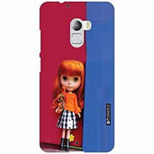 Lenovo K4 Note Back Cover - Silicon Happening Designer Cases