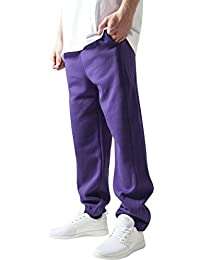 Urban Classics Sweatpant Purple