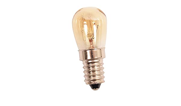 Kühlschrank Lampe 10w : Original hotpoint kühlschrank lampen birne w c amazon