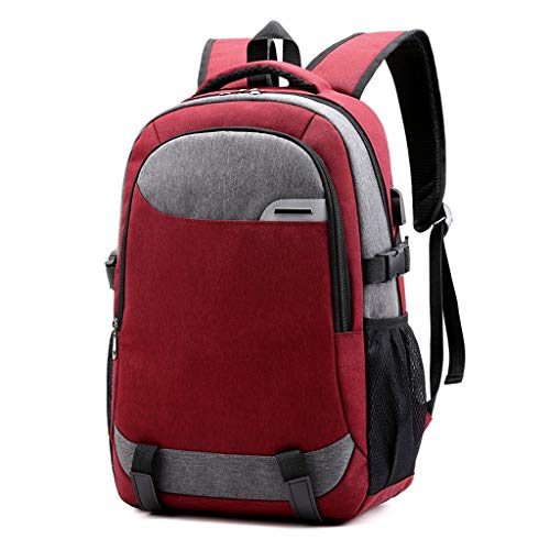 Preisvergleich Produktbild Neuer Trend! Große Kapazität Laptop Rucksack,  LEEDY Unisex Multifunktional Schulrucksack Laptoptasche Notebook Reiserucksack Schule Business Travel Backpack Daypack