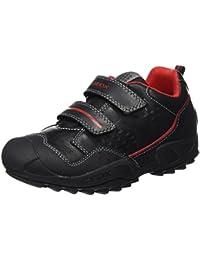 Geox J New Savage Boy A - Zapatillas para niños
