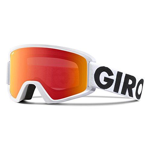 Giro Semi – Masque de ski unisexe, blanc, Taille unique
