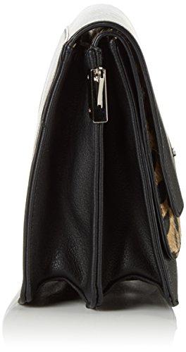 TamarisELFIE Crossbody Bag - Borsa a tracolla Donna Schwarz (black comb)