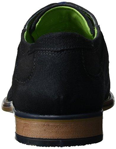 bugatti Herren 311249011400 Derby Schwarz (schwarz 1000)