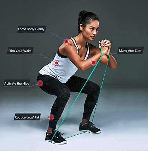 Zoom IMG-3 homga elastici fitness 5pcs bande