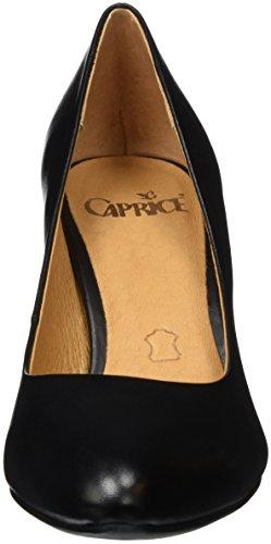 Caprice 22409, Scarpe con Tacco Donna Nero (BLACK NAPPA 022)