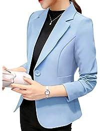 brand new 8638b c22b6 Amazon.it: giacca azzurra - Giacche da abito e blazer ...