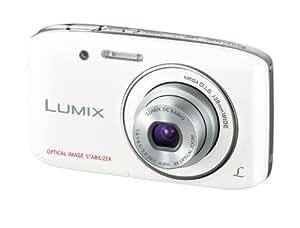 Panasonic Lumix DMC-S2 White