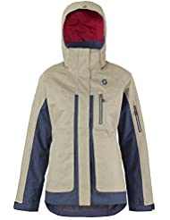Scott Jacket Ultimate dryozone Arena Grey Heather/Blue Night Heather gr XL