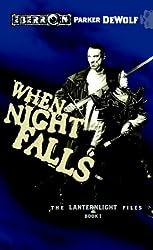 When Night Falls (Lanternlight Files) (Eberron Novel: The Lanternlight Files)
